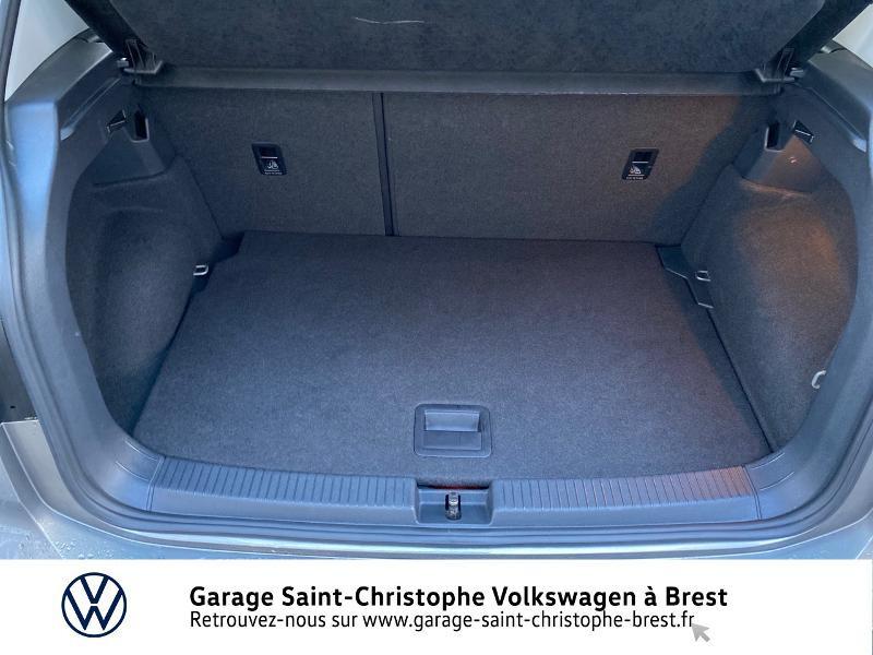 Photo 12 de l'offre de VOLKSWAGEN T-Cross 1.0 TSI 115ch Carat DSG7 à 24470€ chez Garage Saint Christophe - Volkswagen Brest