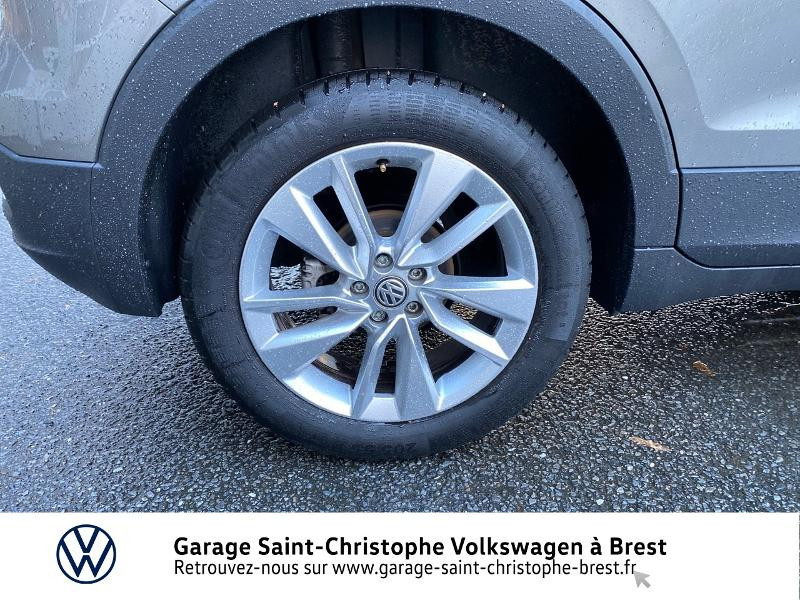 Photo 14 de l'offre de VOLKSWAGEN T-Cross 1.0 TSI 115ch Carat DSG7 à 24470€ chez Garage Saint Christophe - Volkswagen Brest