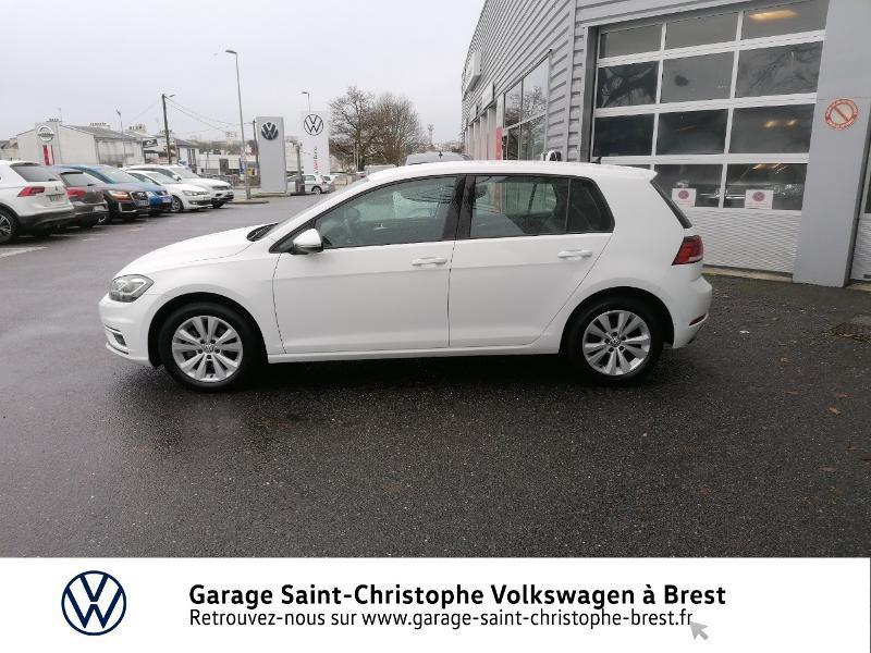 Photo 2 de l'offre de VOLKSWAGEN Golf 1.4 TSI 125ch Confortline 5p à 16470€ chez Garage Saint Christophe - Volkswagen Brest