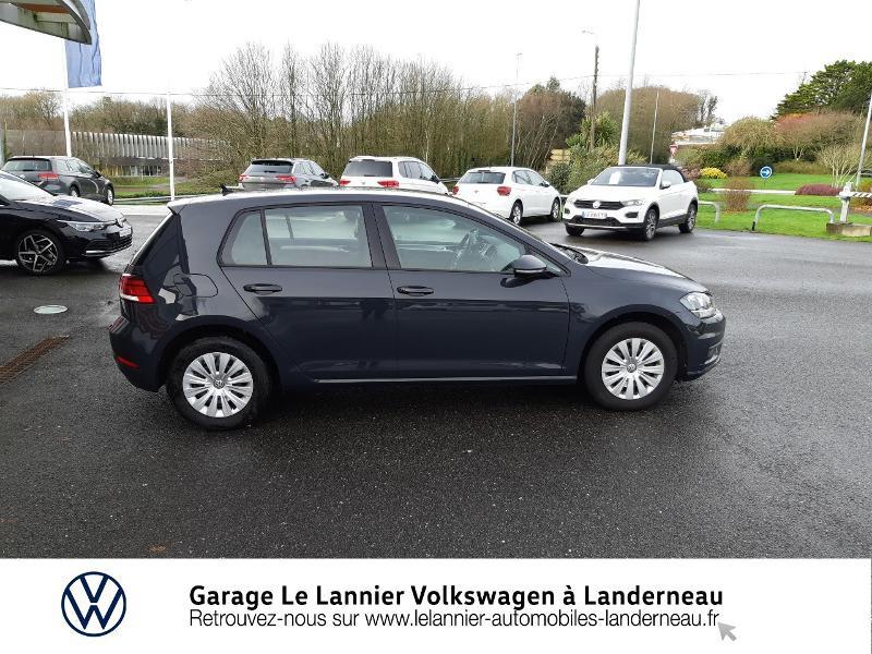 Photo 4 de l'offre de VOLKSWAGEN Golf 1.0 TSI 115ch Trendline Euro6d-T 5p à 14970€ chez Garage Saint Christophe - Volkswagen Brest