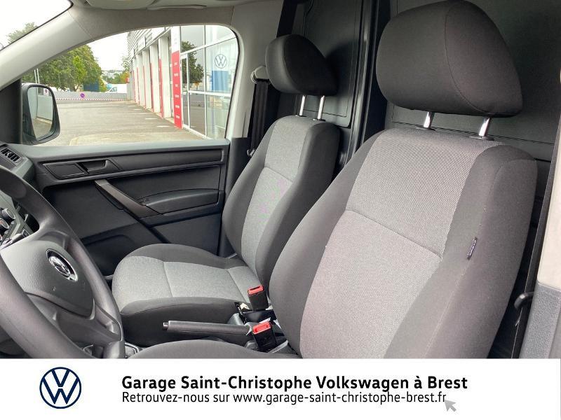 Photo 11 de l'offre de VOLKSWAGEN Caddy Van Maxi 2.0 TDI 102ch Business Line à 15990€ chez Garage Saint Christophe - Volkswagen Brest