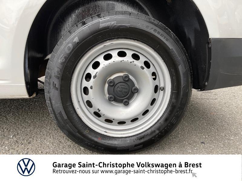 Photo 16 de l'offre de VOLKSWAGEN Caddy Van 2.0 TDI 75ch Business Line à 10970€ chez Garage Saint Christophe - Volkswagen Brest