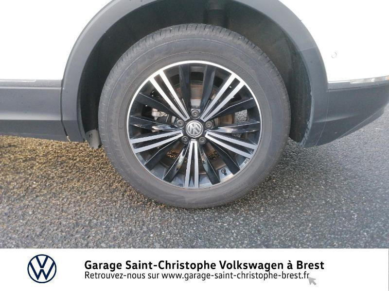 Photo 15 de l'offre de VOLKSWAGEN Tiguan 1.5 TSI EVO 150ch Carat DSG7 Euro6dT à 32970€ chez Garage Saint Christophe - Volkswagen Brest