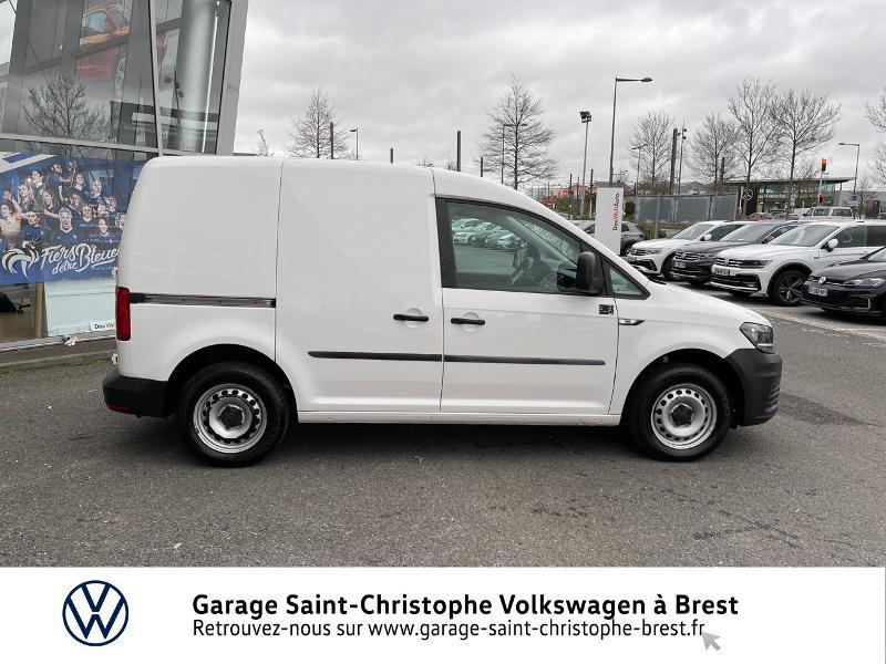 Photo 4 de l'offre de VOLKSWAGEN Caddy Van 2.0 TDI 75ch Business Line à 10970€ chez Garage Saint Christophe - Volkswagen Brest