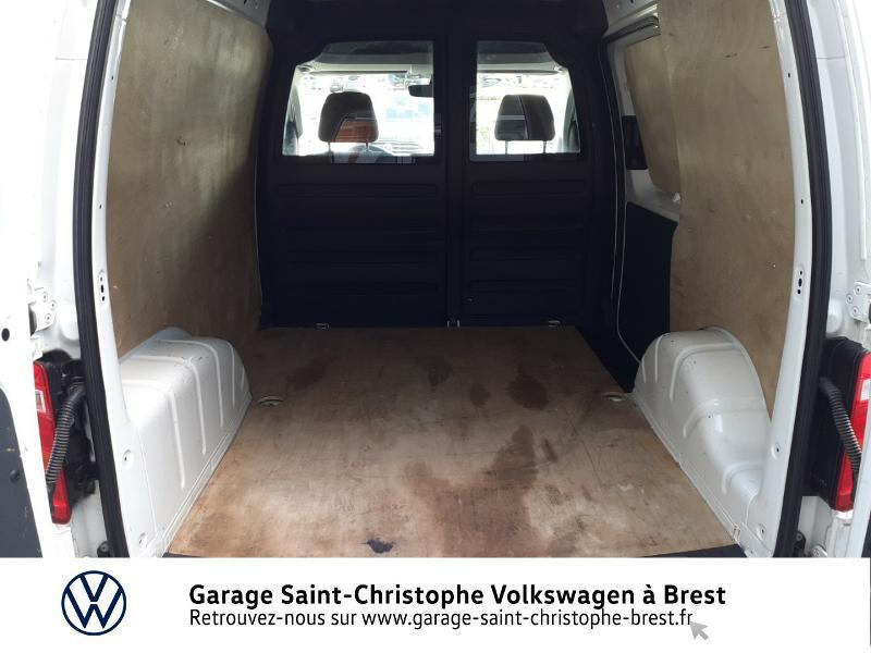 Photo 12 de l'offre de VOLKSWAGEN Caddy Van 2.0 TDI 102ch Business Line Plus à 14830€ chez Garage Saint Christophe - Volkswagen Brest