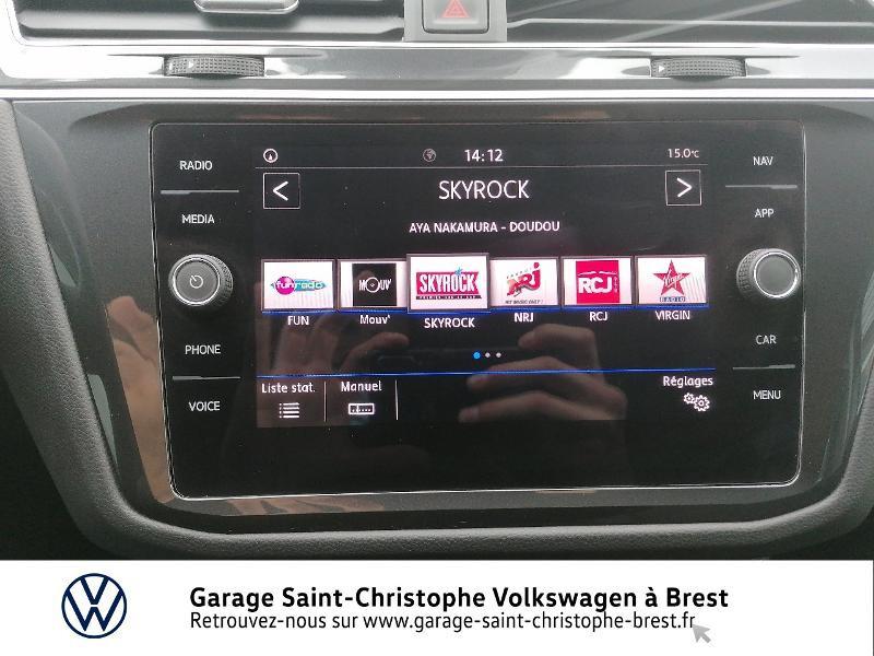 Photo 8 de l'offre de VOLKSWAGEN Tiguan 2.0 TDI 150ch Confortline Business Euro6d-T à 27470€ chez Garage Saint Christophe - Volkswagen Brest
