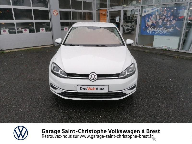 Photo 5 de l'offre de VOLKSWAGEN Golf 1.4 TSI 125ch Confortline 5p à 16470€ chez Garage Saint Christophe - Volkswagen Brest