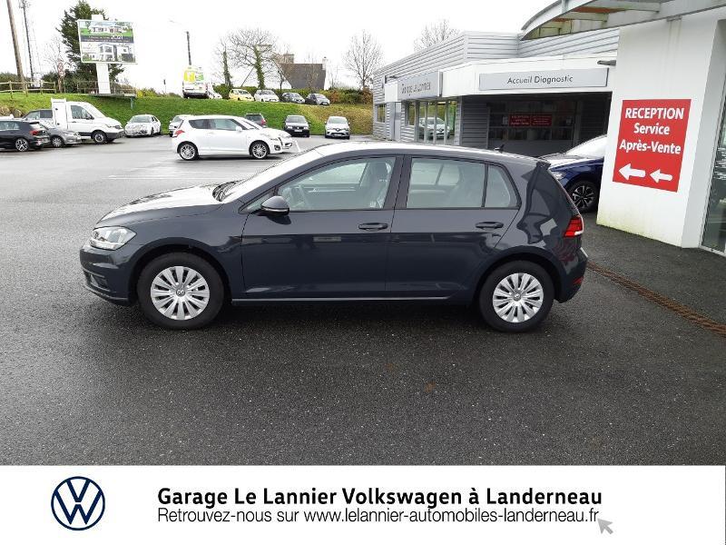 Photo 2 de l'offre de VOLKSWAGEN Golf 1.0 TSI 115ch Trendline Euro6d-T 5p à 14970€ chez Garage Saint Christophe - Volkswagen Brest