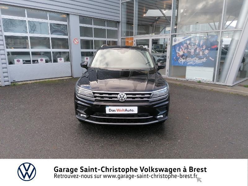 Photo 5 de l'offre de VOLKSWAGEN Tiguan 2.0 TDI 150ch Carat DSG7 Euro6d-T à 33470€ chez Garage Saint Christophe - Volkswagen Brest