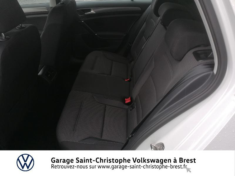 Photo 11 de l'offre de VOLKSWAGEN Golf 1.4 TSI 125ch Confortline 5p à 16470€ chez Garage Saint Christophe - Volkswagen Brest