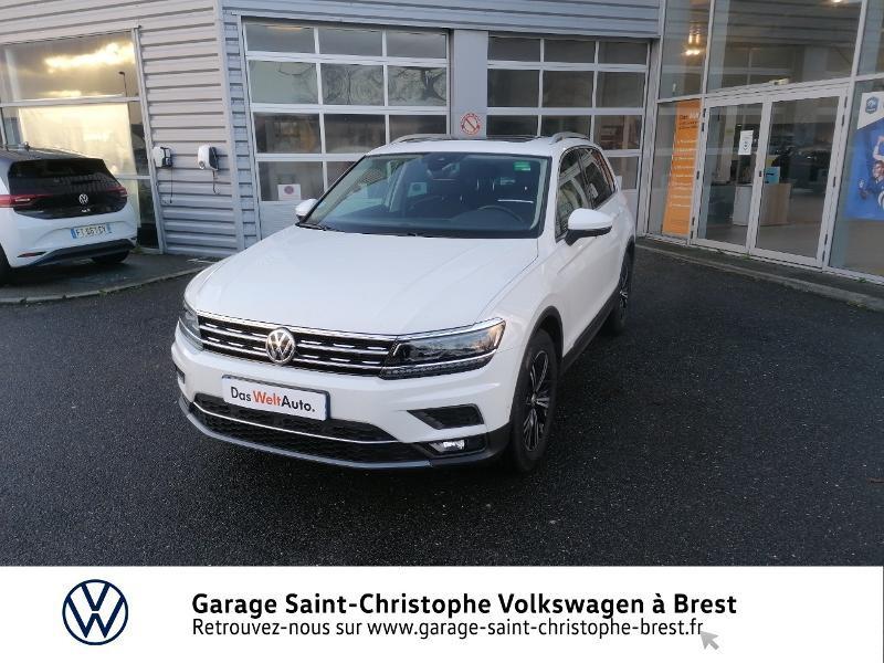 Photo 18 de l'offre de VOLKSWAGEN Tiguan 1.5 TSI EVO 150ch Carat DSG7 Euro6dT à 32970€ chez Garage Saint Christophe - Volkswagen Brest