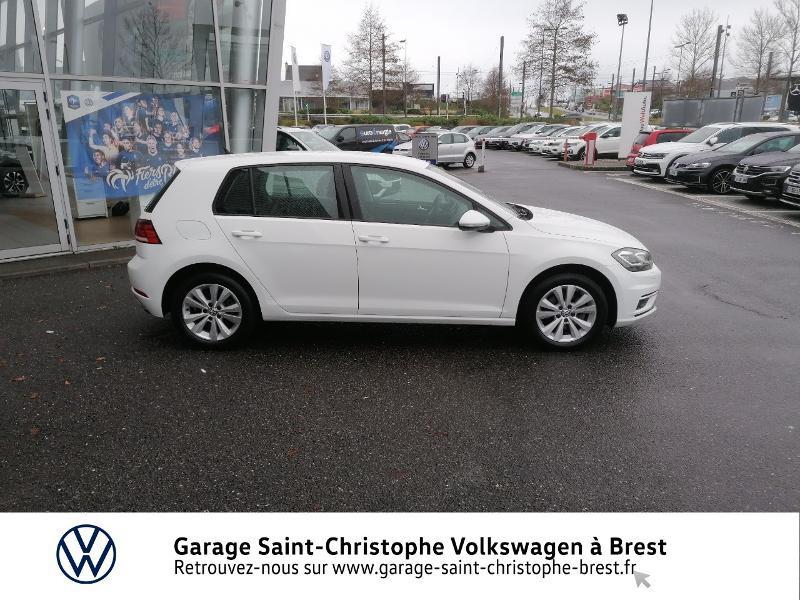 Photo 4 de l'offre de VOLKSWAGEN Golf 1.4 TSI 125ch Confortline 5p à 16470€ chez Garage Saint Christophe - Volkswagen Brest