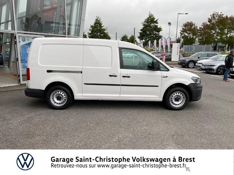 Photo 4 de l'offre de VOLKSWAGEN Caddy Van Maxi 2.0 TDI 102ch Business Line à 15990€ chez Garage Saint Christophe - Volkswagen Brest