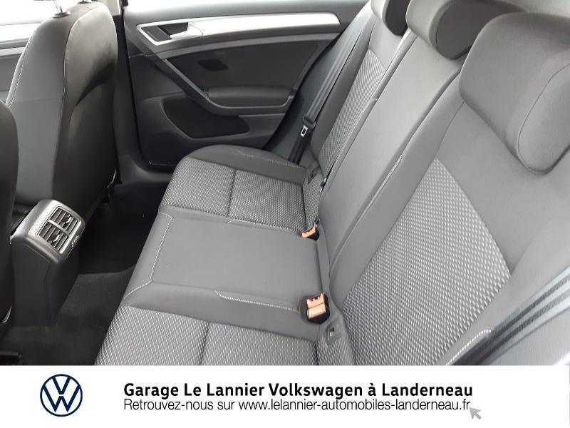 Photo 11 de l'offre de VOLKSWAGEN Golf 1.0 TSI 115ch Trendline Euro6d-T 5p à 14970€ chez Garage Saint Christophe - Volkswagen Brest