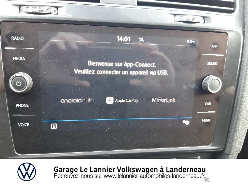 Photo 19 de l'offre de VOLKSWAGEN Golf 1.0 TSI 115ch Trendline Euro6d-T 5p à 14970€ chez Garage Saint Christophe - Volkswagen Brest