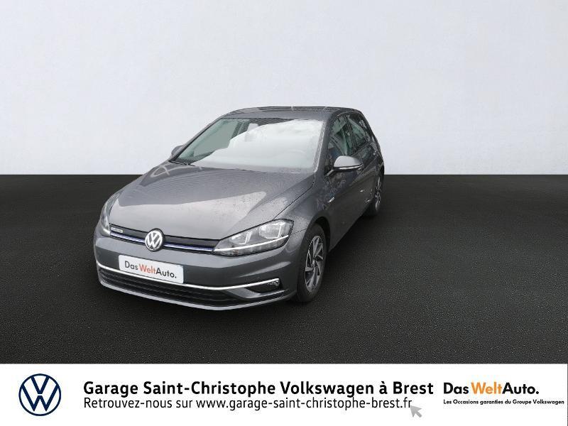 Volkswagen Golf 1.5 TSI EVO 130ch Sound DSG7 5p Essence GRIS INDIUM METAL Occasion à vendre