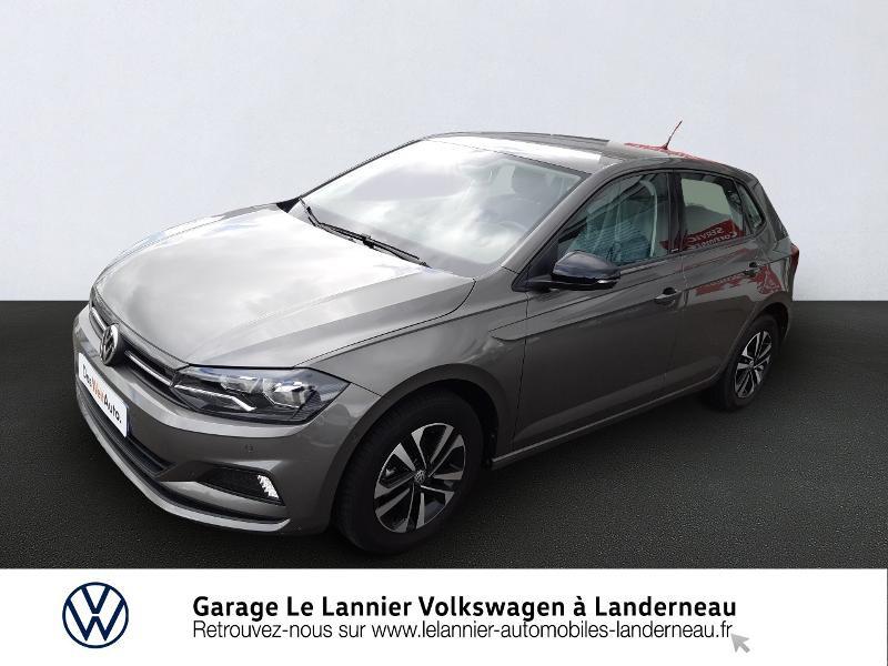 Volkswagen Polo 1.0 TSI 95ch IQ.Drive Euro6d-T Essence GRIS LIMESTONE Occasion à vendre