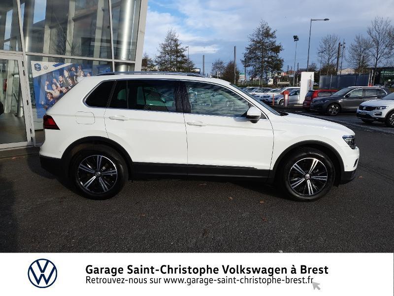 Photo 4 de l'offre de VOLKSWAGEN Tiguan 2.0 TDI 150ch Carat DSG7 Euro6d-T à 32970€ chez Garage Saint Christophe - Volkswagen Brest