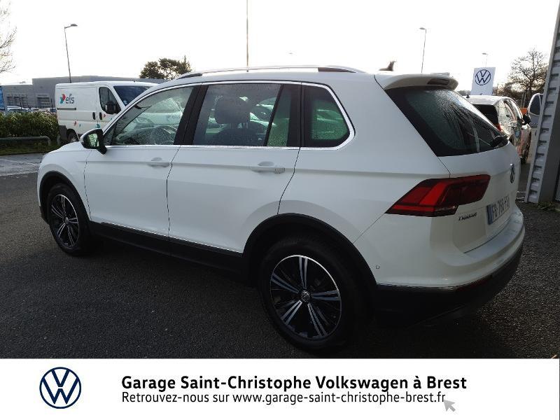 Photo 3 de l'offre de VOLKSWAGEN Tiguan 2.0 TDI 150ch Carat DSG7 Euro6d-T à 32970€ chez Garage Saint Christophe - Volkswagen Brest