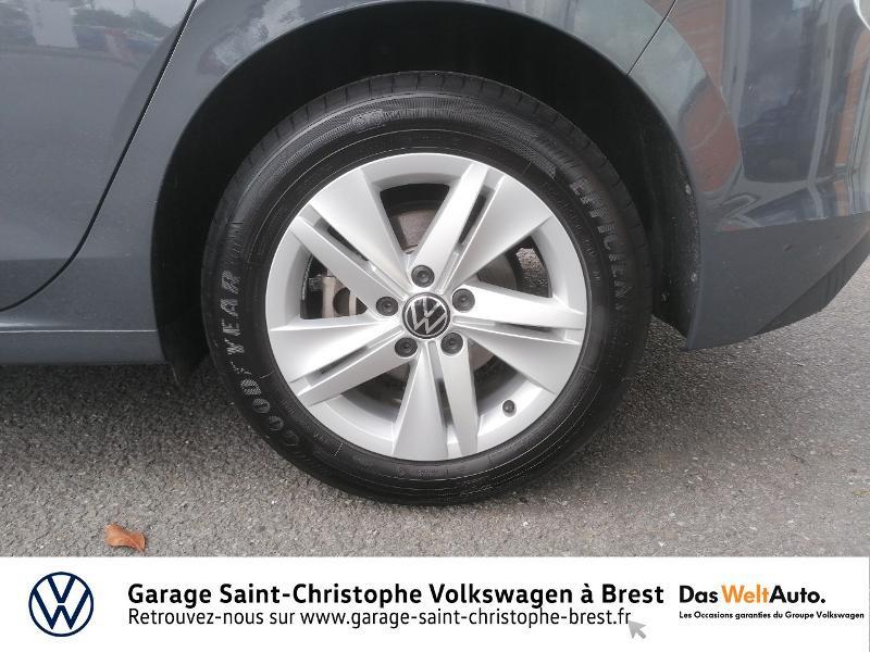 Photo 15 de l'offre de VOLKSWAGEN Golf 1.5 eTSI OPF 150ch Life 1st DSG7 à 26490€ chez Garage Saint Christophe - Volkswagen Brest