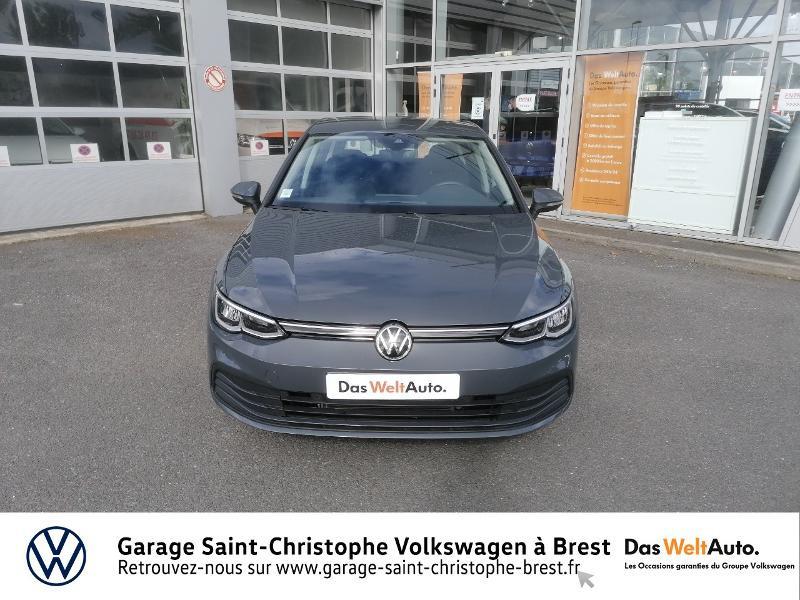 Photo 5 de l'offre de VOLKSWAGEN Golf 1.5 eTSI OPF 150ch Life 1st DSG7 à 26490€ chez Garage Saint Christophe - Volkswagen Brest
