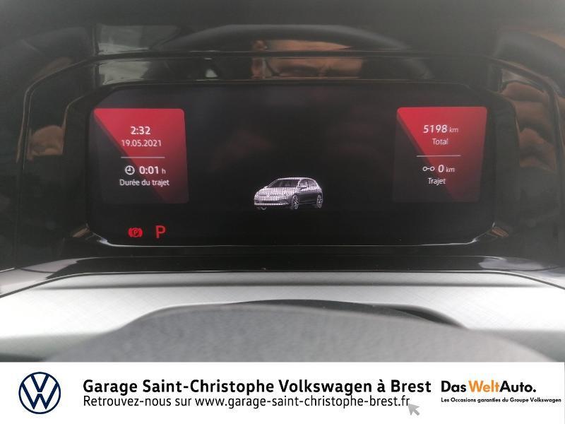 Photo 9 de l'offre de VOLKSWAGEN Golf 1.5 eTSI OPF 150ch Life 1st DSG7 à 26490€ chez Garage Saint Christophe - Volkswagen Brest