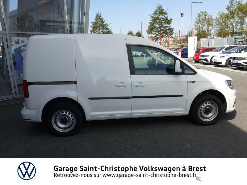 Photo 4 de l'offre de VOLKSWAGEN Caddy Van 2.0 TDI 102ch Business Line Plus à 14830€ chez Garage Saint Christophe - Volkswagen Brest
