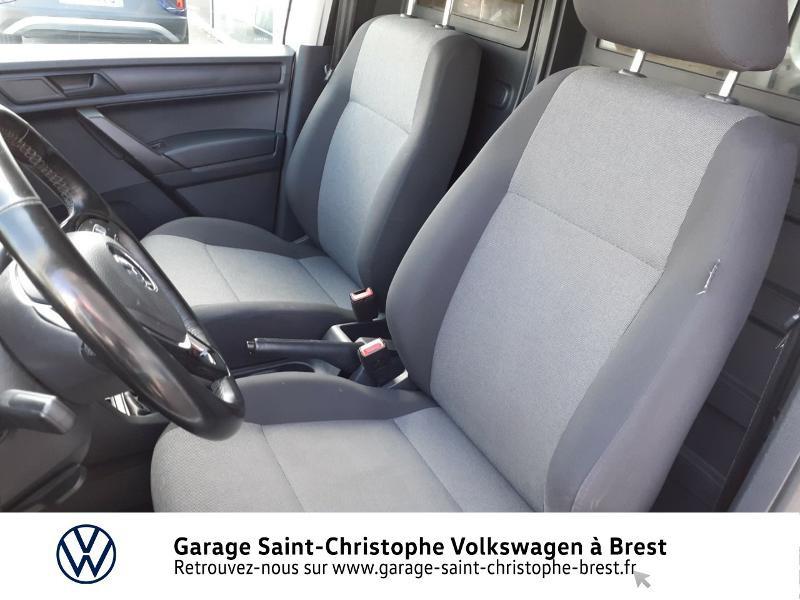Photo 11 de l'offre de VOLKSWAGEN Caddy Van 2.0 TDI 102ch Business Line Plus à 14830€ chez Garage Saint Christophe - Volkswagen Brest