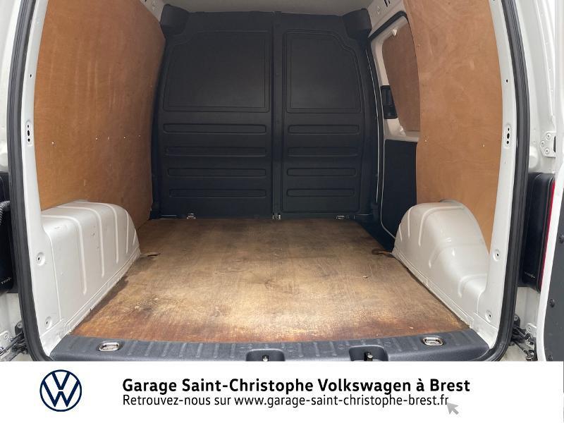 Photo 12 de l'offre de VOLKSWAGEN Caddy Van 2.0 TDI 75ch Business Line à 10970€ chez Garage Saint Christophe - Volkswagen Brest