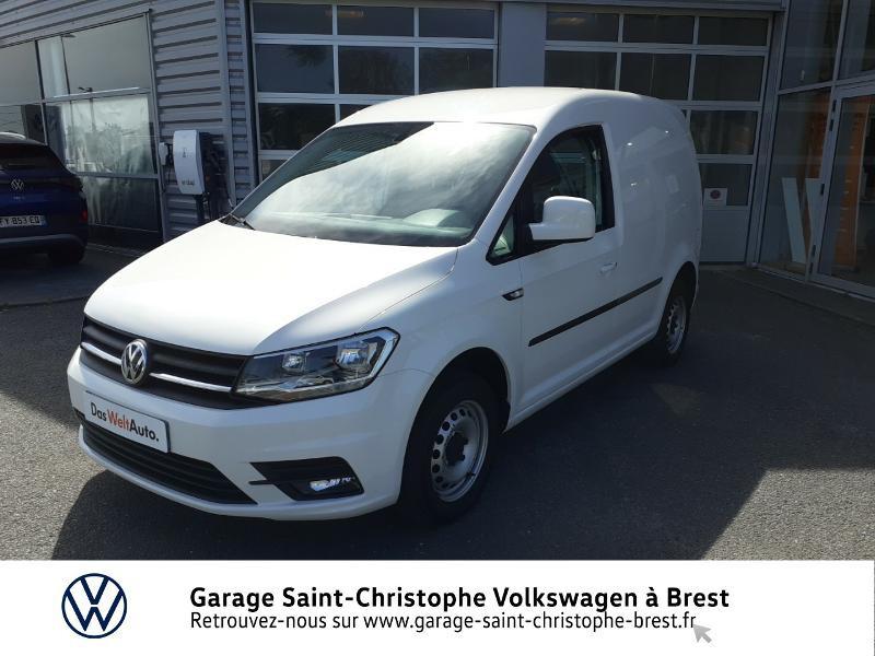 Photo 21 de l'offre de VOLKSWAGEN Caddy Van 2.0 TDI 102ch Business Line Plus à 14830€ chez Garage Saint Christophe - Volkswagen Brest