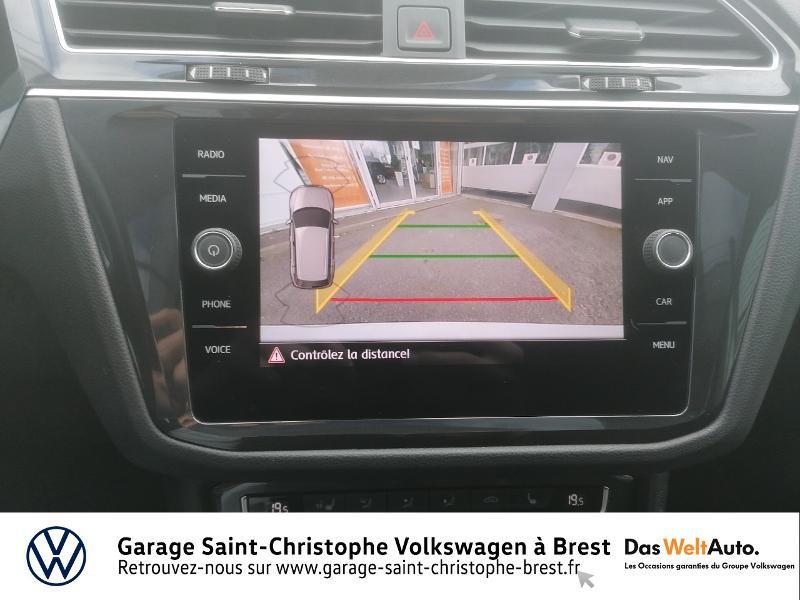 Photo 17 de l'offre de VOLKSWAGEN Tiguan 2.0 TDI 150ch Carat DSG7 Euro6d-T à 29850€ chez Garage Saint Christophe - Volkswagen Brest