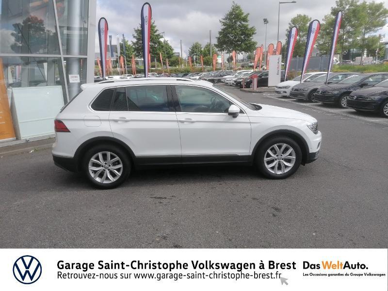 Photo 4 de l'offre de VOLKSWAGEN Tiguan 2.0 TDI 150ch Carat DSG7 Euro6d-T à 29850€ chez Garage Saint Christophe - Volkswagen Brest
