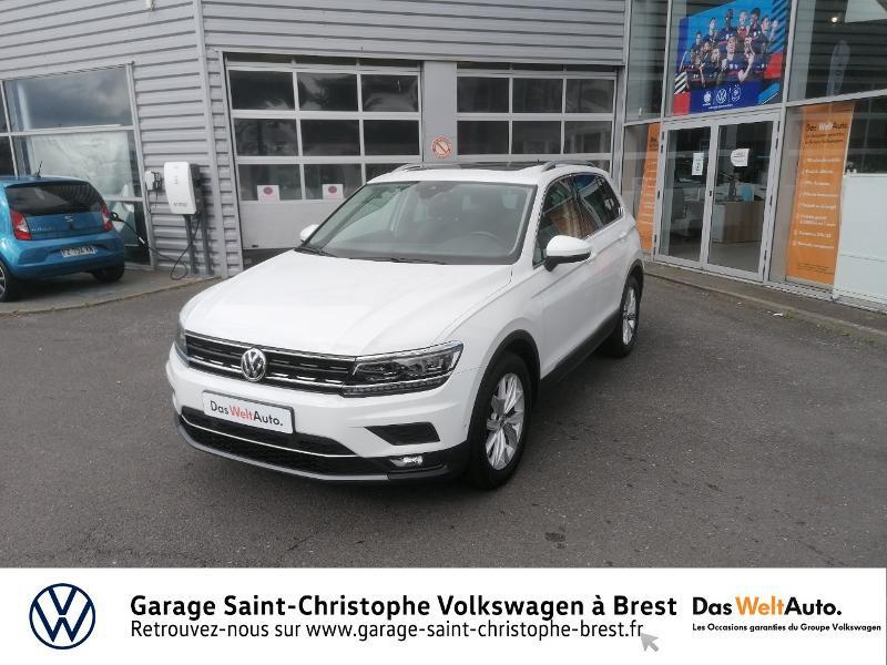 Photo 18 de l'offre de VOLKSWAGEN Tiguan 2.0 TDI 150ch Carat DSG7 Euro6d-T à 29850€ chez Garage Saint Christophe - Volkswagen Brest