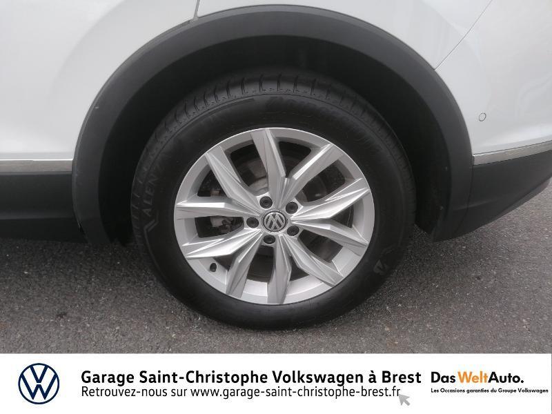 Photo 15 de l'offre de VOLKSWAGEN Tiguan 2.0 TDI 150ch Carat DSG7 Euro6d-T à 29850€ chez Garage Saint Christophe - Volkswagen Brest