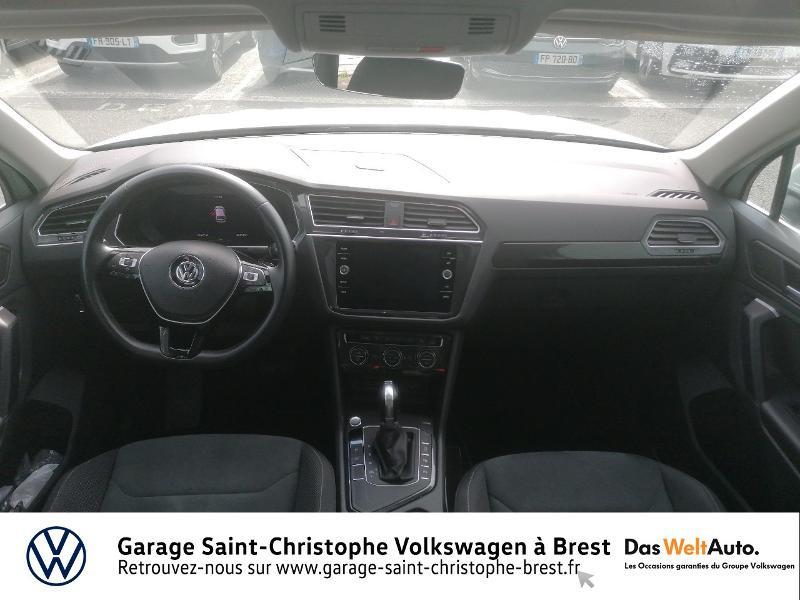 Photo 6 de l'offre de VOLKSWAGEN Tiguan 2.0 TDI 150ch Carat DSG7 Euro6d-T à 29850€ chez Garage Saint Christophe - Volkswagen Brest
