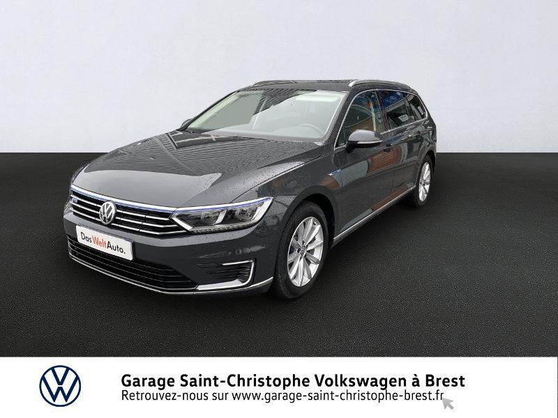 Volkswagen Passat SW 1.4 TSI 218ch GTE DSG6 Hybride GRIS URANO Occasion à vendre