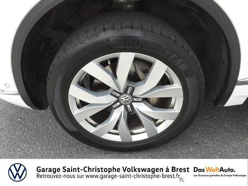 Photo 14 de l'offre de VOLKSWAGEN Touareg 3.0 V6 TDI 286ch Carat Exclusive 4Motion Tiptronic à 48950€ chez Garage Saint Christophe - Volkswagen Brest