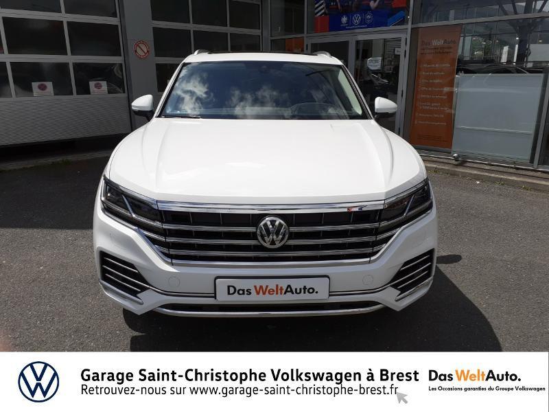 Photo 5 de l'offre de VOLKSWAGEN Touareg 3.0 V6 TDI 286ch Carat Exclusive 4Motion Tiptronic à 48950€ chez Garage Saint Christophe - Volkswagen Brest