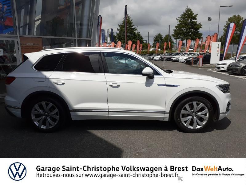 Photo 4 de l'offre de VOLKSWAGEN Touareg 3.0 V6 TDI 286ch Carat Exclusive 4Motion Tiptronic à 48950€ chez Garage Saint Christophe - Volkswagen Brest