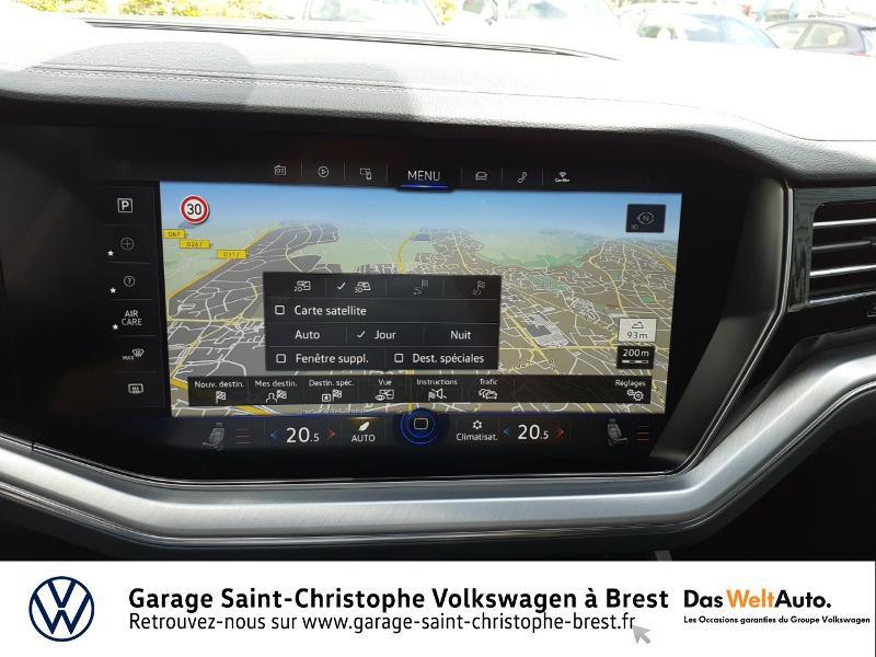 Photo 8 de l'offre de VOLKSWAGEN Touareg 3.0 V6 TDI 286ch Carat Exclusive 4Motion Tiptronic à 48950€ chez Garage Saint Christophe - Volkswagen Brest