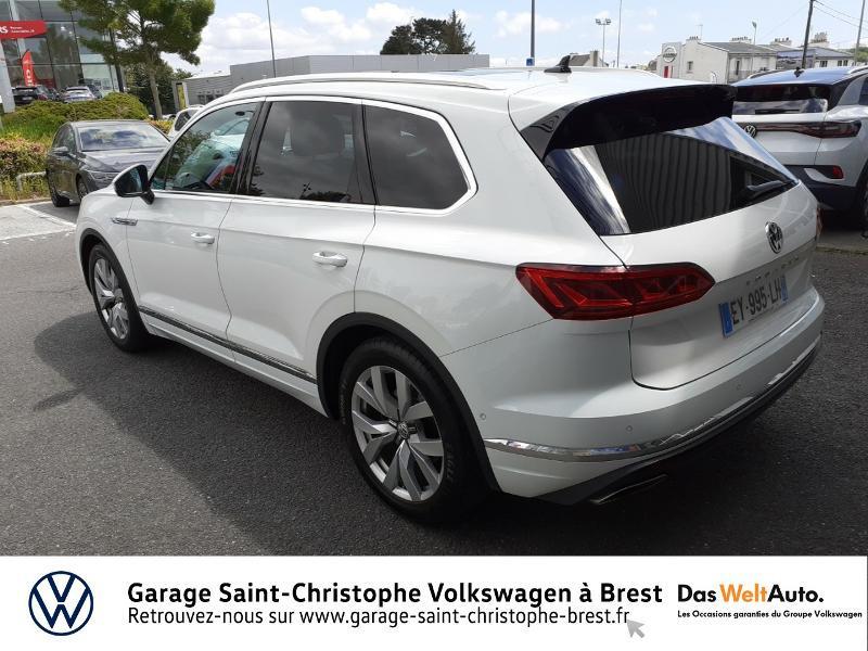 Photo 3 de l'offre de VOLKSWAGEN Touareg 3.0 V6 TDI 286ch Carat Exclusive 4Motion Tiptronic à 48950€ chez Garage Saint Christophe - Volkswagen Brest