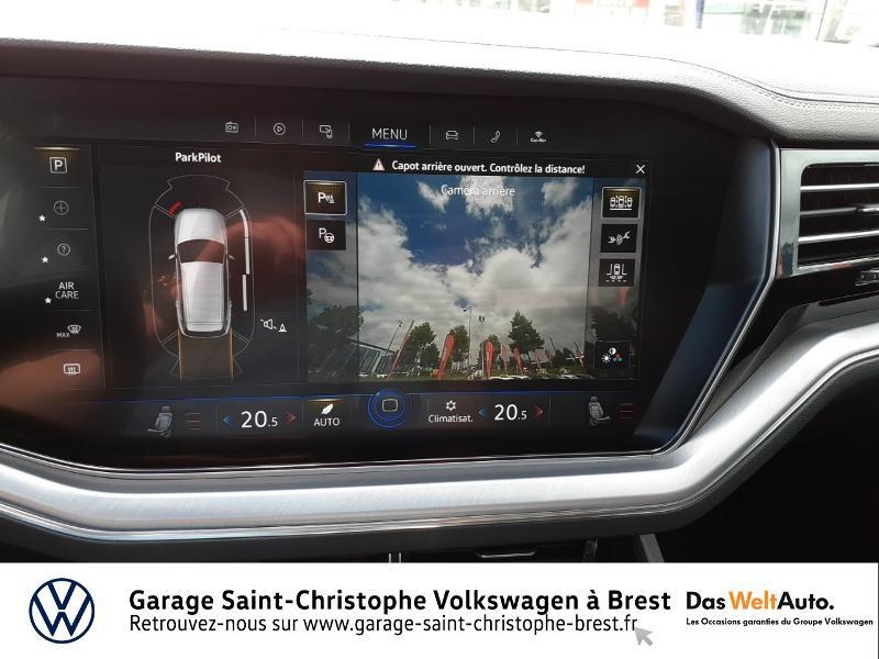 Photo 19 de l'offre de VOLKSWAGEN Touareg 3.0 V6 TDI 286ch Carat Exclusive 4Motion Tiptronic à 48950€ chez Garage Saint Christophe - Volkswagen Brest