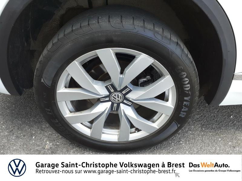 Photo 16 de l'offre de VOLKSWAGEN Touareg 3.0 V6 TDI 286ch Carat Exclusive 4Motion Tiptronic à 48950€ chez Garage Saint Christophe - Volkswagen Brest