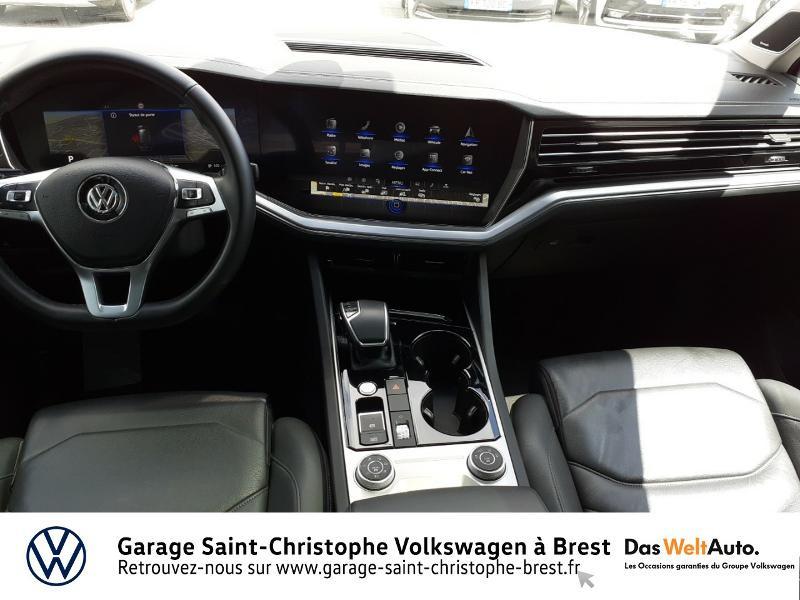 Photo 6 de l'offre de VOLKSWAGEN Touareg 3.0 V6 TDI 286ch Carat Exclusive 4Motion Tiptronic à 48950€ chez Garage Saint Christophe - Volkswagen Brest