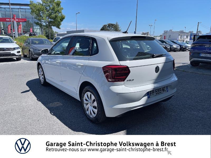 Photo 3 de l'offre de VOLKSWAGEN Polo 1.0 80ch Business Euro6dT à 15370€ chez Garage Saint Christophe - Volkswagen Brest