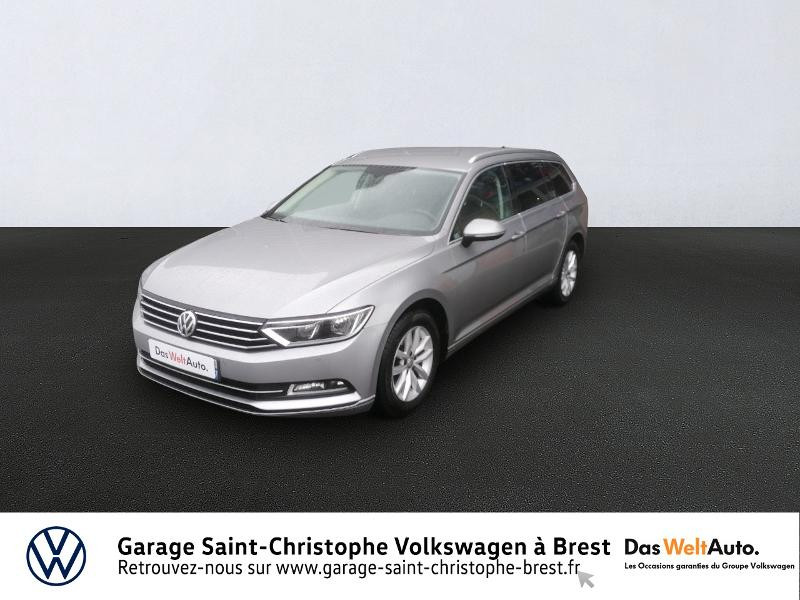 Volkswagen Passat SW 2.0 TDI 150ch Confortline Business DSG7 Euro6d-T Diesel GRIS Occasion à vendre