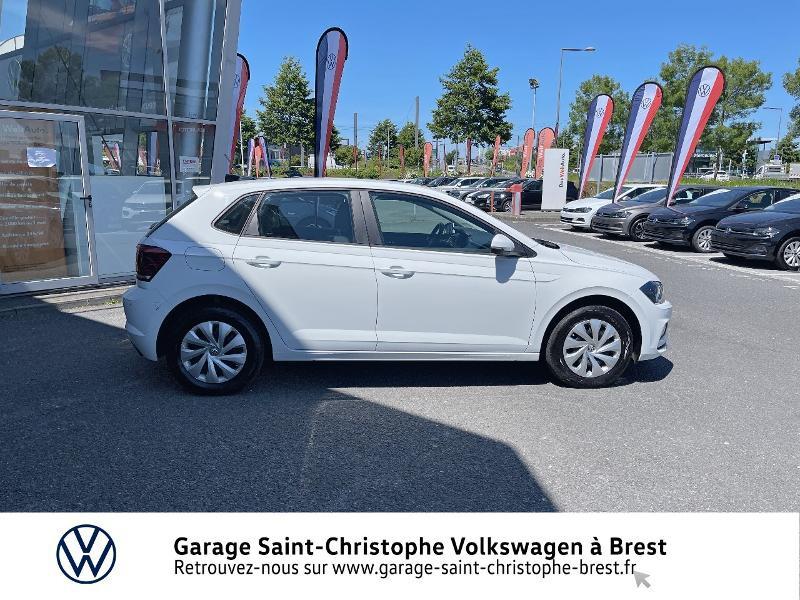 Photo 4 de l'offre de VOLKSWAGEN Polo 1.0 80ch Business Euro6dT à 15370€ chez Garage Saint Christophe - Volkswagen Brest