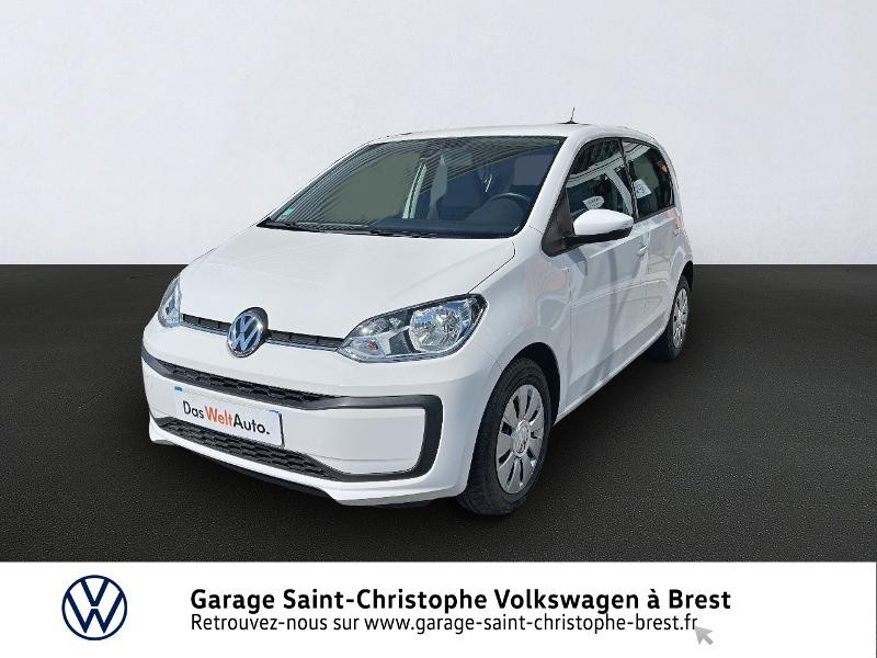 Volkswagen up! 1.0 60ch Move up! 5p Essence BLANC CANDY Occasion à vendre
