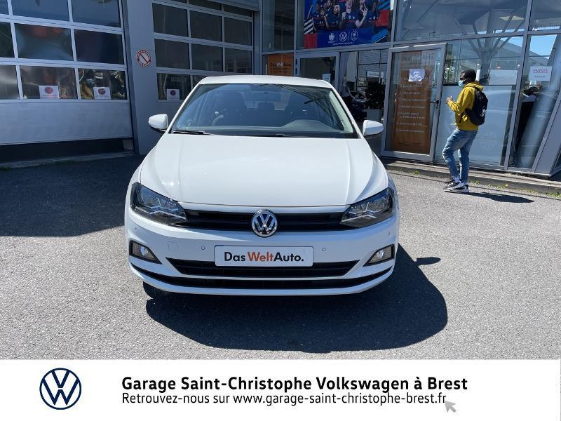 Photo 5 de l'offre de VOLKSWAGEN Polo 1.0 80ch Business Euro6dT à 15370€ chez Garage Saint Christophe - Volkswagen Brest