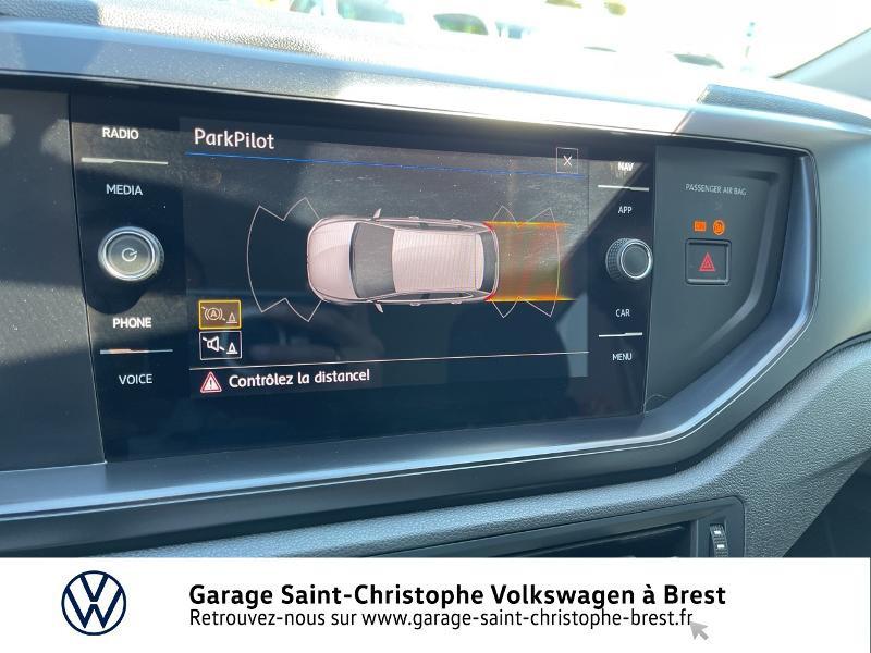 Photo 17 de l'offre de VOLKSWAGEN Polo 1.0 80ch Business Euro6dT à 15370€ chez Garage Saint Christophe - Volkswagen Brest